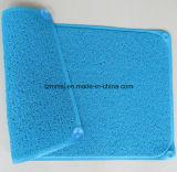 Рынок Европ полового коврика циновки ливня циновки ванны PVC Loofa всасывания