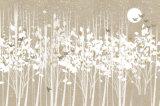 De beste Reeks van het Landschap van de Prijs van de Kwaliteit Goedkope In het groot Digitale Afgedrukte Abstracte voor de Decoratie van het Huis
