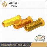 Cuerda de rosca del bordado del poliester con alta tenacidad