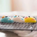 3Dカートンくまの形のおもちゃの堅いロリポップCandy&Confectionery