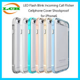 Mobiltelefon Cover Fall LED-Flash Blink Incoming Call Flicker Shockproof für iPhone6