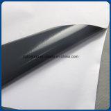 Vinyle auto-adhésif d'adhésif de vinyle de PVC de colle grise amovible chaude de la vente 2017