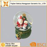 Herinneringen van de Bol van het Glas van de Douane van de Gift van Kerstmis de Hete