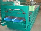 機械(JK820)を形作る接合箇所隠された屋根のパネルロール