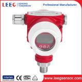Transmissor de pressão inteligente do cervo do baixo custo com indicador