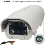 Alta Definição 2.0megapixel IP Car License Plate Camera for Highway