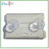 Portatarjetas del PVC con el lechón para el coche Windowshield del coche