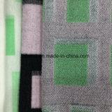 Стереоскопическая ткань шерстей проверки для шинели