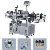 Máquina de etiquetado de doble cara Máquina de etiquetado de botella redonda y plana