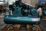 Compressore d'aria portatile del pistone con il doppio pistone