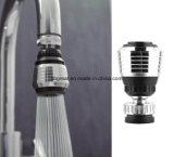 360 girar el adaptador del filtro de agua de Torneira de la boquilla del grifo del eslabón giratorio