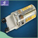 Birnen-Licht LED-G9 mit dünner Stärke
