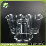 مصغّرة بالجملة بلاستيكيّة مرق فنجان/[بروأيشن] فنجان مع قبة غطاء