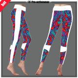 Usura personalizzata di forma fisica delle ghette dei pantaloni delle donne