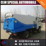 小型1000L塵の洗剤のトラックの道掃除人のトラック