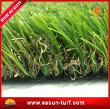 Césped aprobado de la hierba de alfombra del jardín del SGS de la mirada natural de los nuevos productos 2016