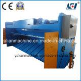 Máquina que pela hidráulica QC12y-6X3200