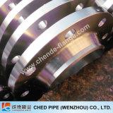フランジの溶接の首のステンレス鋼ASTM A182 F316 C150lb RF Sch40