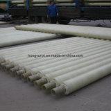 ガラス繊維の熱セービングの管か管