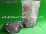 Bolso Ziplock plástico modificado para requisitos particulares del alimento de la marca de fábrica