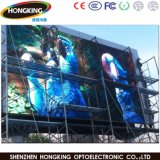 Visualización de LED publicitaria a todo color de la alta definición al aire libre