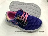 De Schoenen van het Comfort van de Loopschoenen van de Schoenen van de Sport van de Injectie van de Kinderen van de manier (ff924-1)