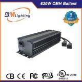 최신 판매 Hydroponic 630 와트 CMH 밸러스트 두 배는 전등 설비를 끝냈다