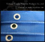 Encerado revestido del PVC para las cubiertas y la tienda