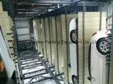 Garage de stationnement de levage vertical