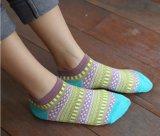 Retro Artpatten-Unisexkleid-Knöchel-Socke