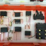 Mini relais de loquet avec le formulaire de contact ouvert