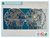 Tarjeta de doble cara del PWB de Fr4 Tg 170 con BGA
