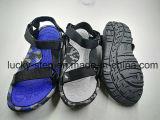 Sandalia colorida para los zapatos de la manera del hombre