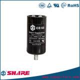 CD60 capacitor eletrolítico de alumínio 110VAC