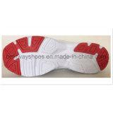 Le calzature degli uomini mettono in mostra i nuovi pattini variopinti degli uomini di Desgins dei pattini
