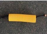 """tubo flessibile di nylon di 1/2 """" con la fibra di Layerswith del doppio di l$tipo B intrecciata"""