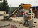 Машина делать кирпича малой машины блока Qt40c-1 конкретная