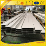 Штранге-прессовани Китая верхнее алюминиевое алюминиевое для окна и дверей