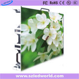 P4 HD Die-Casting Outdoor / Indoor Full Color Rental LED Display Screen Board Módulo Sign for Stage Performance
