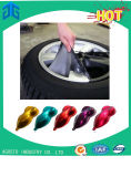 Peinture de jet d'effet de chrome d'usine de peinture de véhicule