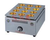 판매를 위한 가스 12 구멍 팥 케이크 기계 또는 바퀴 파이