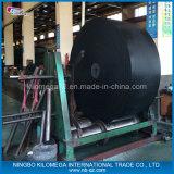 Bande de conveyeur en caoutchouc de la Chine Polyester/Ep pour la pierre écrasée par transport