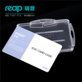 Fashion Design Wholesale Business Neck Plastic Card Holders
