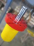 Cylindre hydraulique de bride avant pour la machine de presse