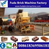 Schmutz-Block-Maschinen-Schlamm Lego Ziegelstein-Maschine des Lehm-Qt4-10