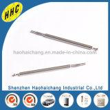 Accesorios de elementos de calentamiento Torno Metal Electric Rolling Terminal Pin