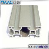 60X60 6063-T5를 위한 알루미늄 T 슬롯 프레임 단면도 밀어남