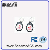 Acceso de encargo Cotrol RFID Keytags (SDF4) de los Fobs/del clave del control de acceso del precio bajo 125kHz