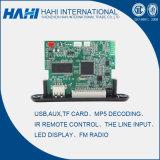 Tarjeta de circuitos audio de gran tamaño de la tarjeta MP5 del decodificador