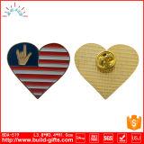 Distintivo dello smalto per il regalo con figura del cuore verificata da Disney